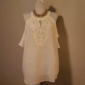 IZ Byer blouse. Size XL. Fits sizes 14/16